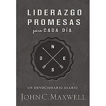 Liderazgo, Promesas Para Cada D a: Un Devocionario Diario