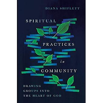 Henkisiä harjoituksia yhteisössä: piirustus ryhmien Jumalan sydämessä