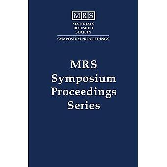 MRS Proceedings Plasma Deposition and Treatment of� Polymers: Volume 544