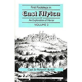 First Footsteps in East Africa: or, an Exploration of Harrar: v. 2