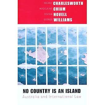 Geen enkel land is een eiland: Australië en internationaal recht