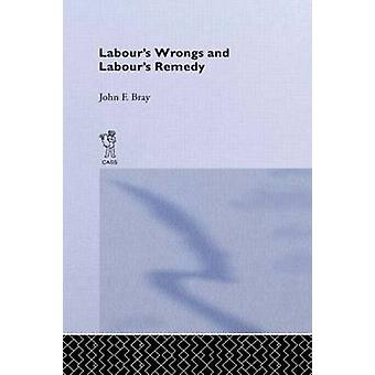 Labours Wrongs and Labours Remedy by Bray & John F.