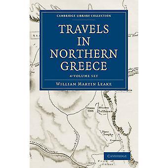 Reiser i Nord-Hellas 4 volumet satt av Leake & William Martin