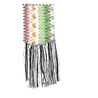 Missoni Multicolor Cotton Scarf
