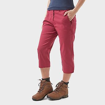 Craghoppers Women's Kiwi Pro Stretch Crops II Trousers