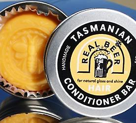Tasmanian Echt Bier Conditioner Bar 40g
