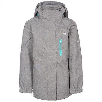 Traspaso chicas Zoey TP50 reflexivo con capucha cremallera chaqueta