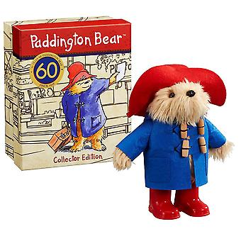 Paddington Bear 60. Jubiläum Collector es Edition Plush