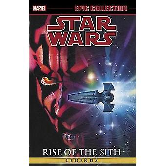 Star Wars Legends Epic Collection - Rise Of The Sith Vol. 2 by Jan Str