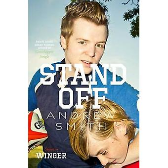 Stand-Off by Smith Andrew - Andrew Smith - Sam Bosma - 9781481418294