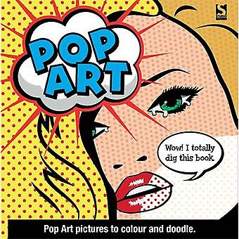 Pop Art by Holly Brook-Piper - 9781783705054 Book
