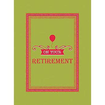 Sur votre retraite-9781849534215 livre