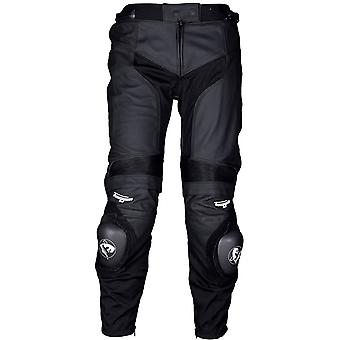 Furygan Black Veloce Womens Motorcycle Leather Pants