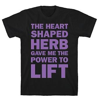 The heart shaped herb t-shirt