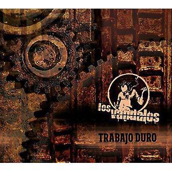 Los Vandalos-trabajo Duro [CD] import fra USA
