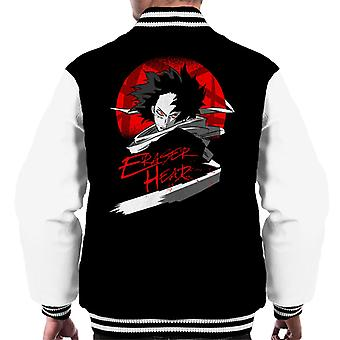 Shota Aizawa Eraserhead My Hero Academia Men's Varsity Jacket