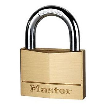 Masterlock Padlock 60 Mm Breite Massiver Messingkörper (DIY , Handwerksmaterial)