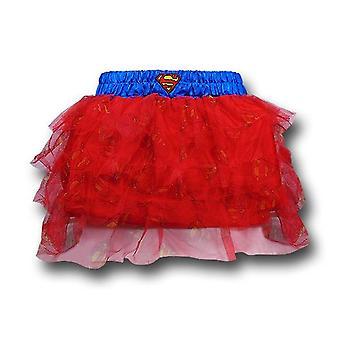 Supergirl Frauen's Kostüm Tutu
