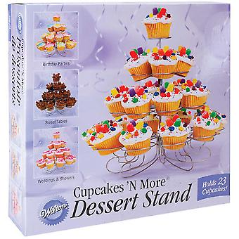 Cupcakes 'N More Dessert Stand Holds 23 Cupcakes 12