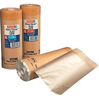 Masking tape TESA Tesa Easy Cover® 4378 Brown (L x W) 20 m x 1 m Natural rubber Content: 1 Rolls