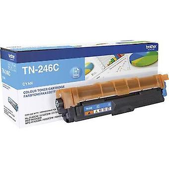 Toner cartridge Original Brother TN-246C Cyan Page yield 2200 pages