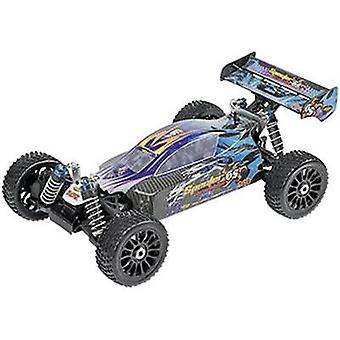 Carson Modellsport espectro 6S Brushless 1:8 RC modelismo coches Buggy eléctrico 4WD RtR 2,4 GHz