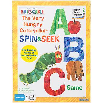 Very Hungry Caterpillar Spin & Collect ABC Game-  BP01249