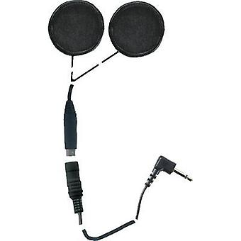 Heaset with microphone Albrecht 41935 41935 Suitable for Full-face helmet