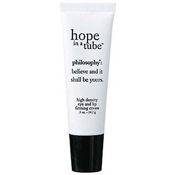 Philosophy Hope In A Tube High Density Eye And Lip Firming Cream 0.5 oz / 14.2g
