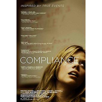 Compliance-Film-Poster (11 x 17)