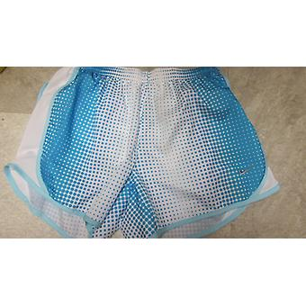 Nike tempo Short Kinder 255788 white/blue