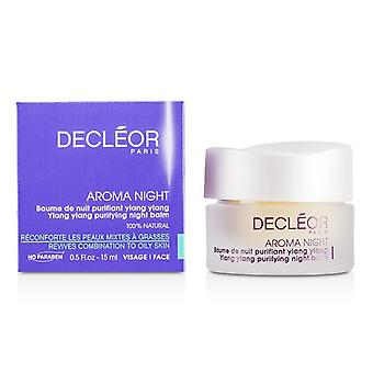 Decleor Aroma notte Ylang Ylang purificante notte Balm 15ml/0.5 oz
