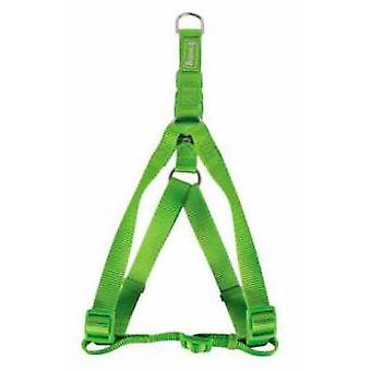 Freedog Harness Nylon Basic A Lime (Dogs , Collars, Leads and Harnesses , Harnesses)