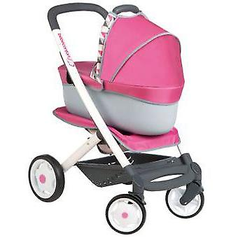 Smoby Baby Pram Comfort (Toys , Dolls And Accesories , Baby Dolls , Strollers)