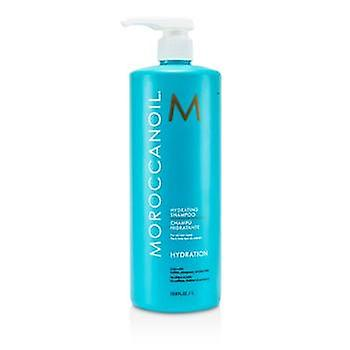 Moroccanoil Hydrating Shampoo (For All Hair Types) - 1000ml/33.8oz