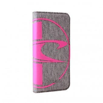 ONEILL Mobile pouch Neoprene iPhone 6 grey/Pink