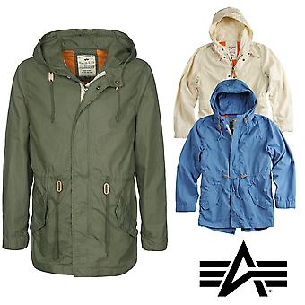 Alpha Industries Jacket Lightweight Fishtail