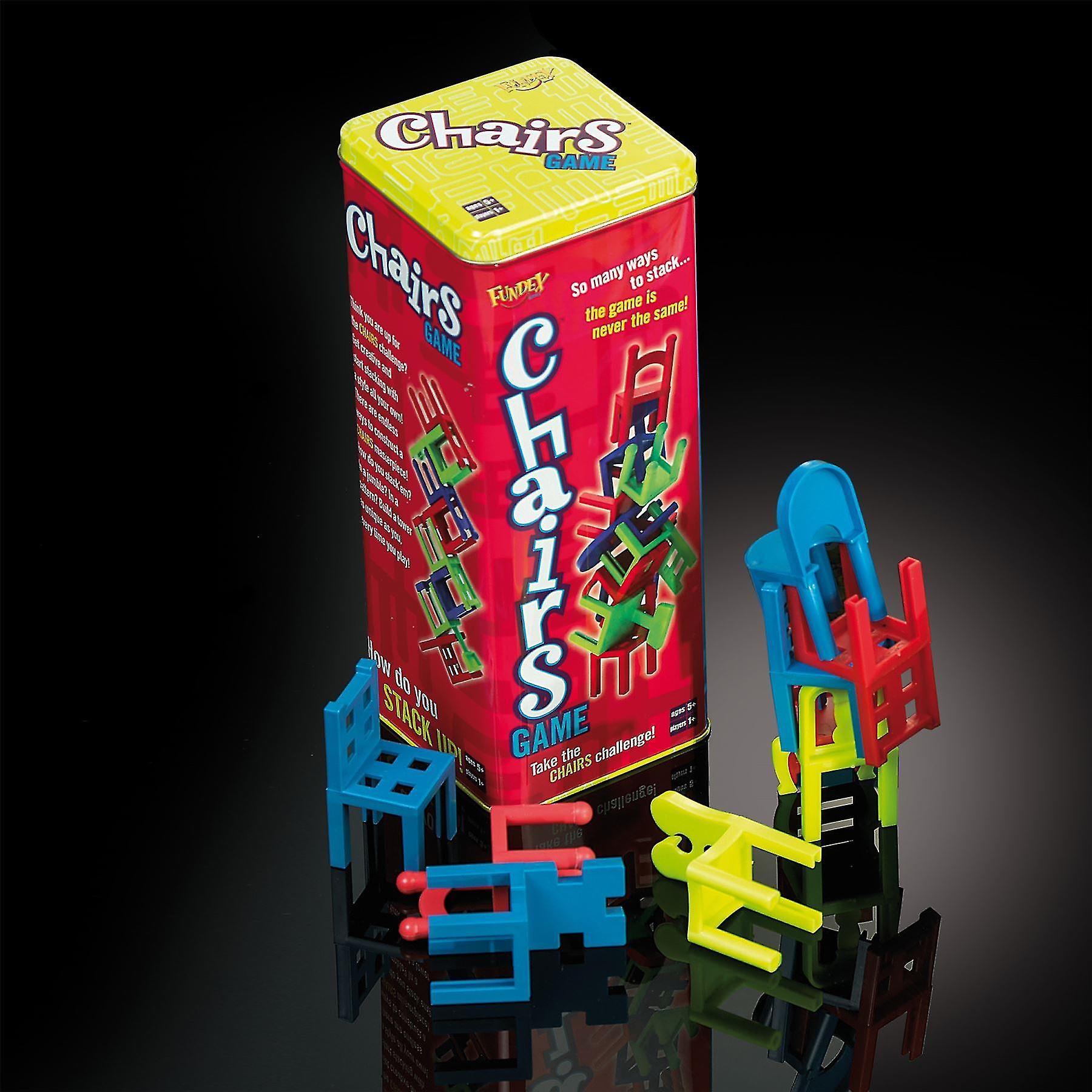 Chairs Game Skill Balancing Age 5+