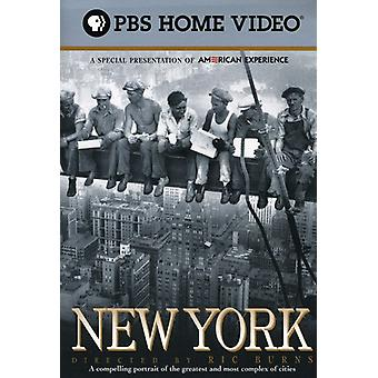 New York-a Film by Ric Burns [DVD] USA import