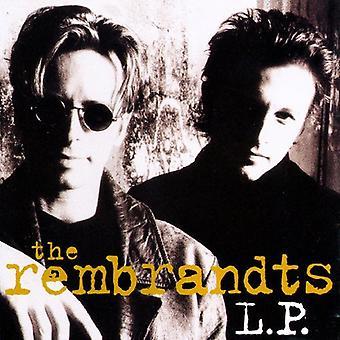 Rembrandt - LP [CD] USA importerer