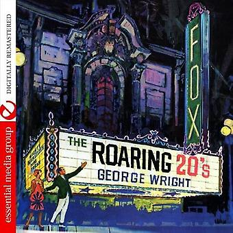 George Wright - Roaring 20er Jahre [CD] USA import