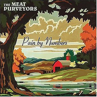 Meat Purveyors - Pain by Numbers [CD] USA import