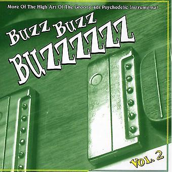Buzz Buzz Buzzzzzz - Vol. 2-Buzz Buzz Buzzzzzz [CD] USA import