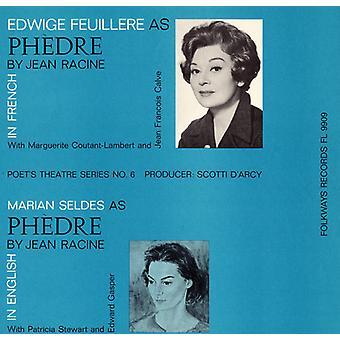 Phodre: Di Jean Racine - Phodre: importazione di Jean Racine [CD] Stati Uniti d'America