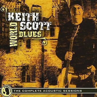 Keith Scott - World Blues [CD] USA import