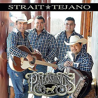 Los Palominos - strædet Tejano [CD] USA importerer