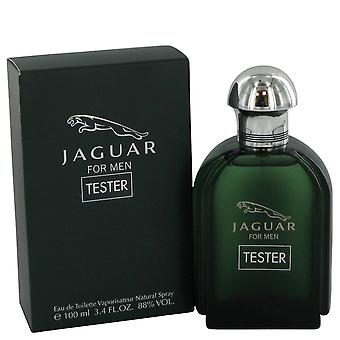 Jaguar Men Jaguar Eau De Toilette Spray (Tester) By Jaguar