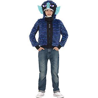 モンスター コスチューム ハロウィーン モンスター ジャケットを子供します。