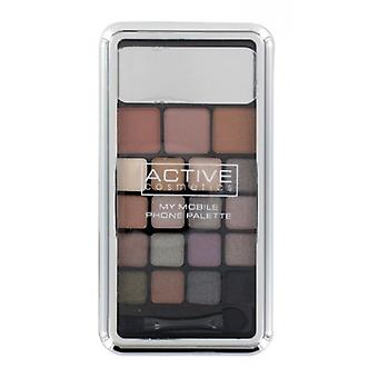 Active Active Cosmetics  My Mobile Phone Palette