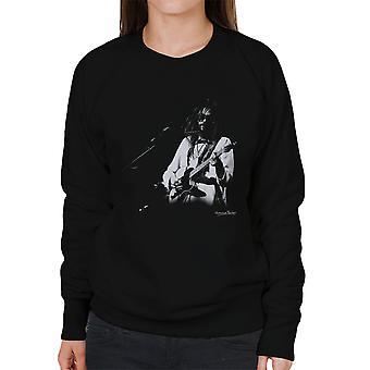 Neil Young Manchester Palace 1973 Damska bluza